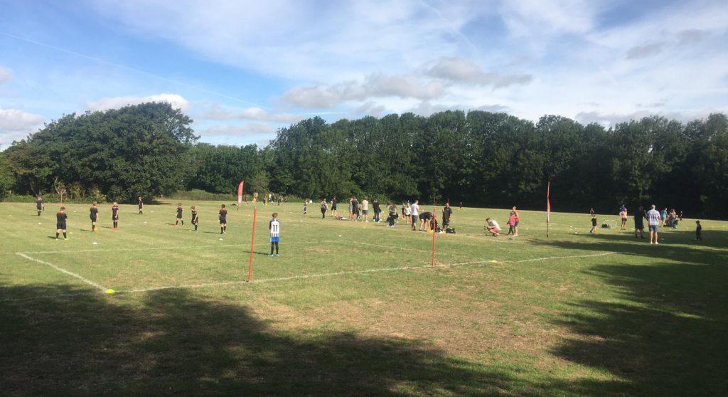 DASH JFC Training | South Heighton